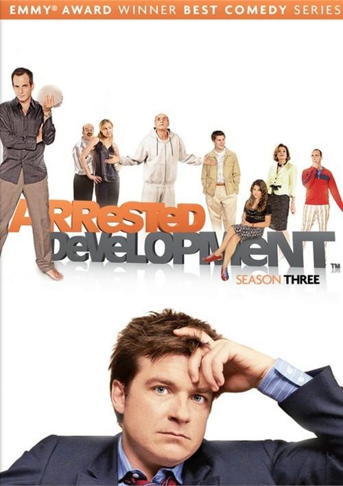 Arrested Development: Season 3 (Repackage)