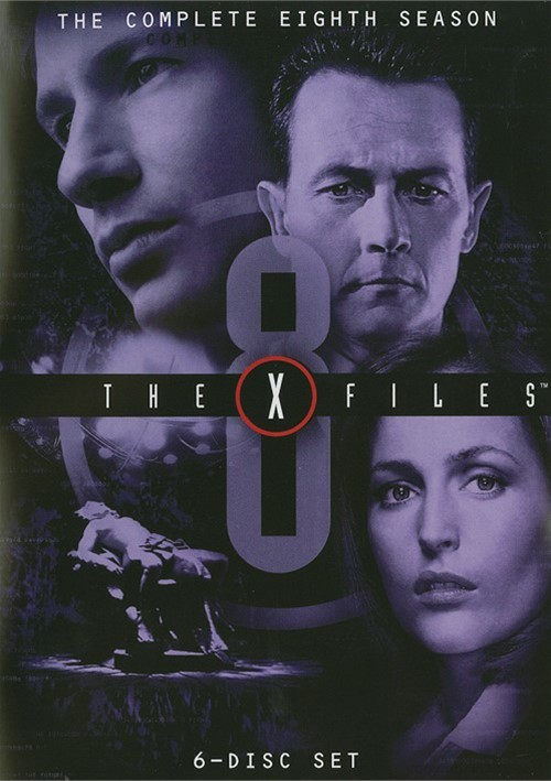X-Files, The: The Complete Eighth Season (Repackaged)