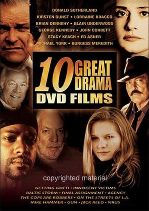 10 Great Drama DVD Films