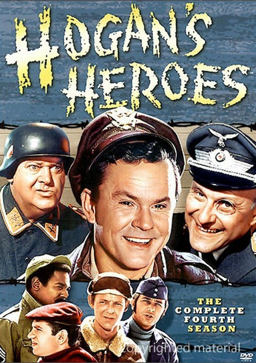 Hogans Heroes: The Complete Fourth Season