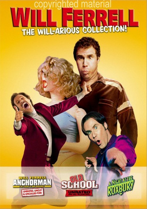 Will Ferrell: The Will-Arious Collection