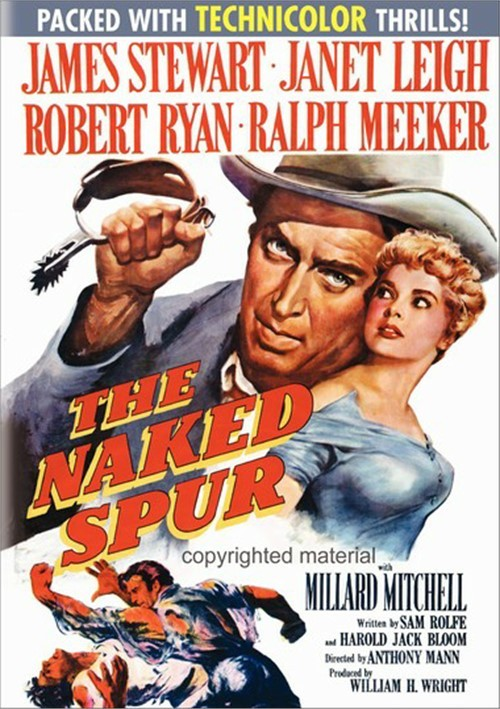 Naked Spur, The