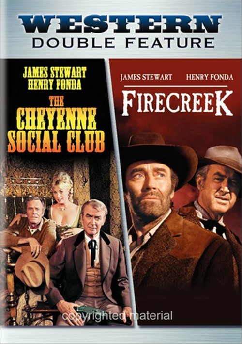 Cheyenne Social Club, The / Fire Creek (Double Feature)