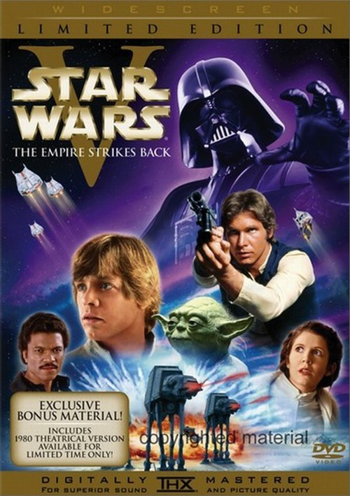 Star Wars Episode V: Empire Strikes Back (Widescreen)