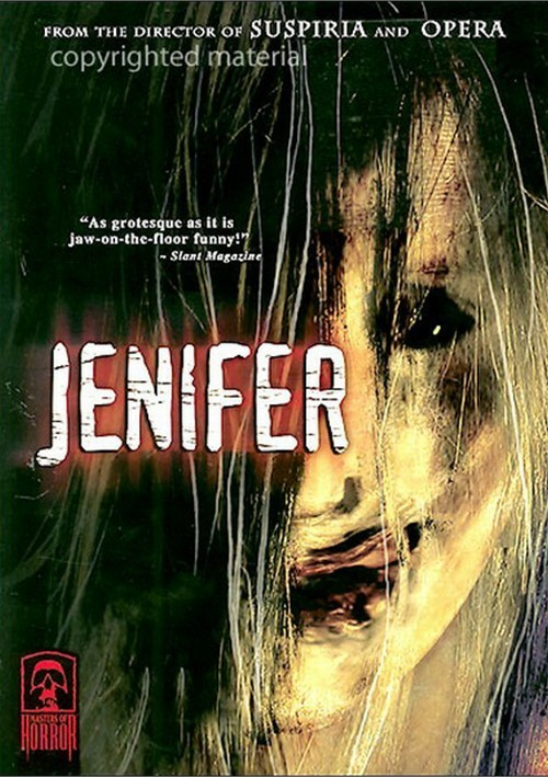 Masters Of Horror: Dario Argento - Jenifer