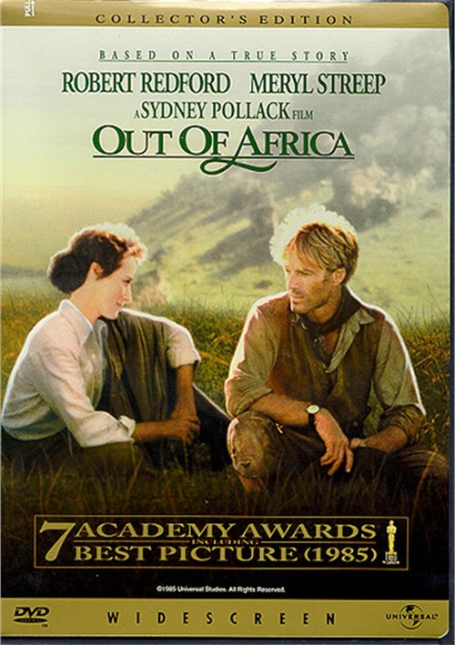 Out Of Africa: Collectors Edition