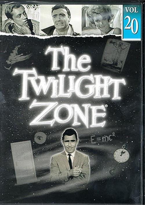 Twilight Zone, The: Volume 20