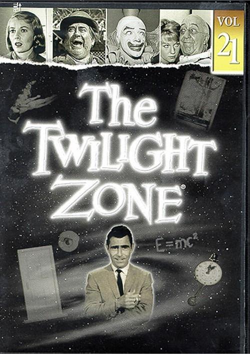 Twilight Zone, The: Volume 21