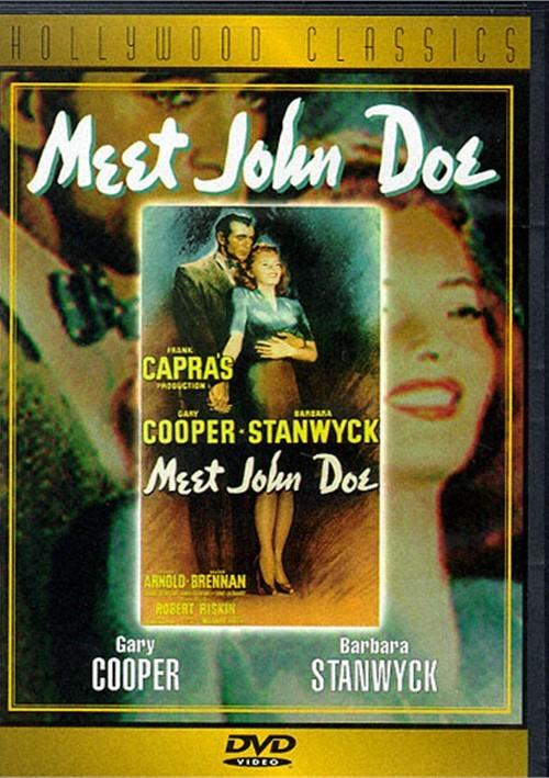 Meet John Doe (Master Movies)