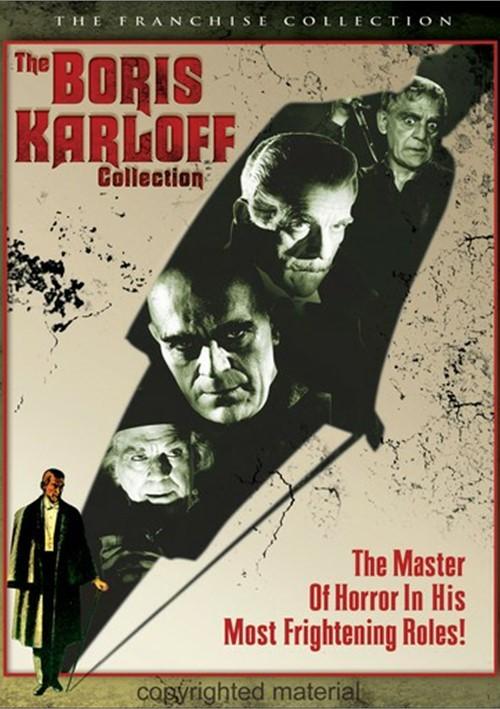 Boris Karloff Collection, The