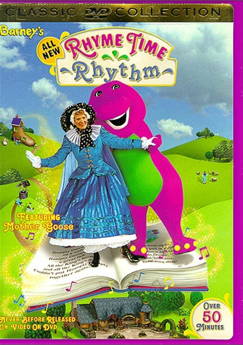 Barney: Rhyme Time Rhythm