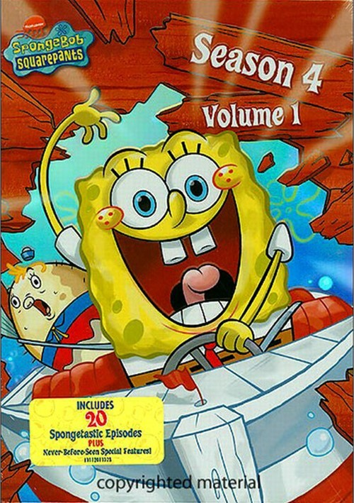 SpongeBob SquarePants: Season Four - Volume 1