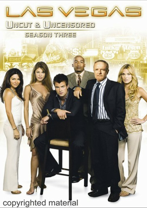 Las Vegas: Season Three - Uncut & Uncensored