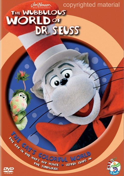 Wubbulous World Of Dr. Seuss, The: The Cats Colorful World