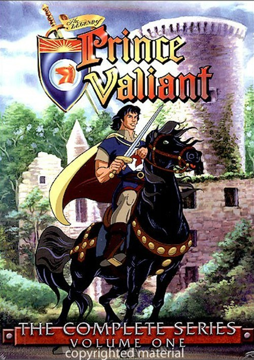 Prince Valiant: The Complete Series - Volume 1