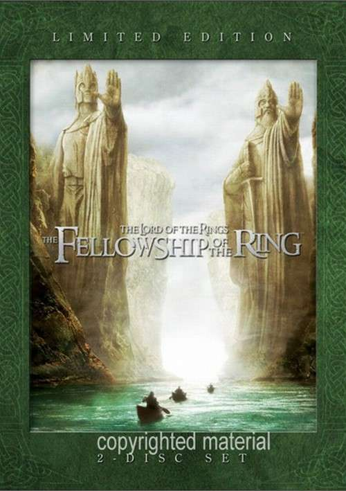 Lord Of The Rings, The: The Fellowship Of The Ring - Limited Edition