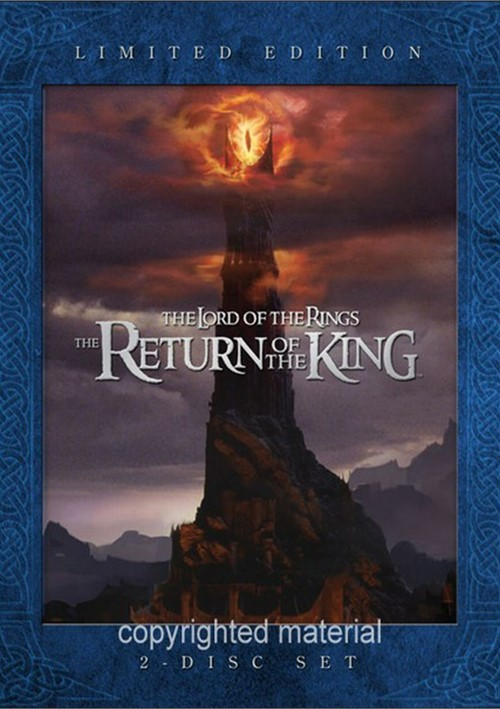 Lord Of The Rings, The: The Return Of The King - Limited Edition
