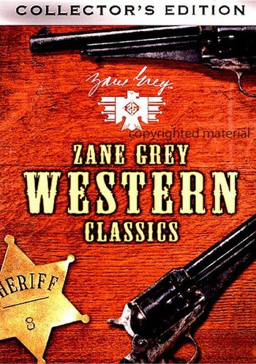 Zane Grey Western Classics: Collectors Edition 3
