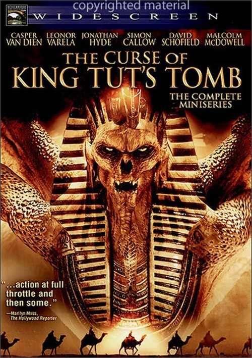 Curse Of King Tuts Tomb, The: The Complete Miniseries