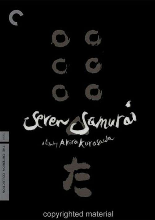 Seven Samurai: 3 Disc Edition - The Criterion Collection