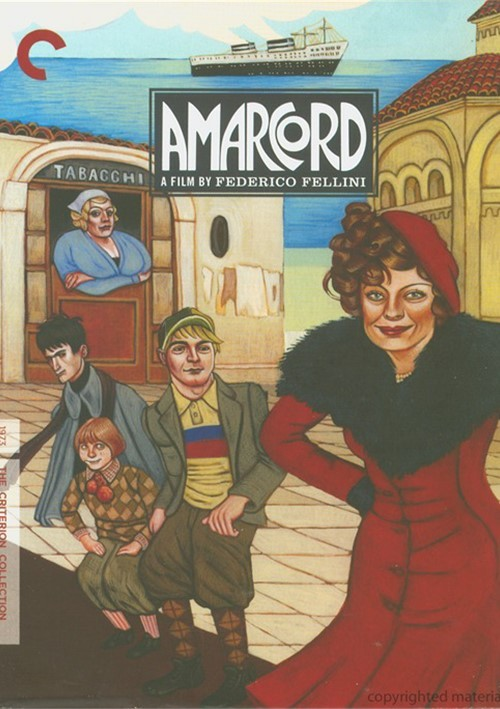 Amarcord: 2 Disc Edition - The Criterion Collection