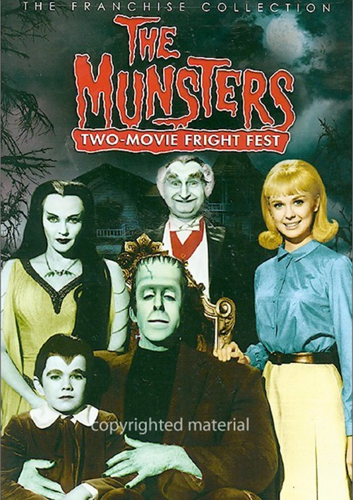 Munsters, The: Two Movie Fright Fest