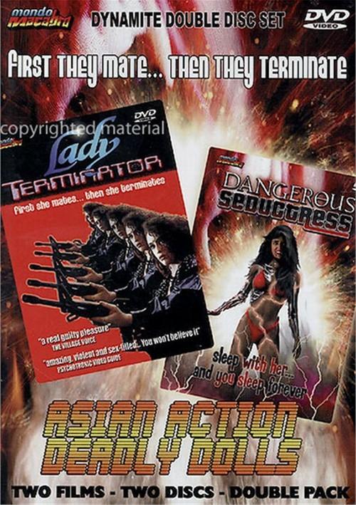 Asian Action Deadly Dolls: Lady Terminator / Dangerous Seductress