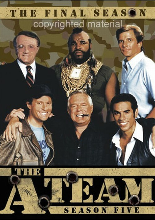 A-Team, The: Season Five