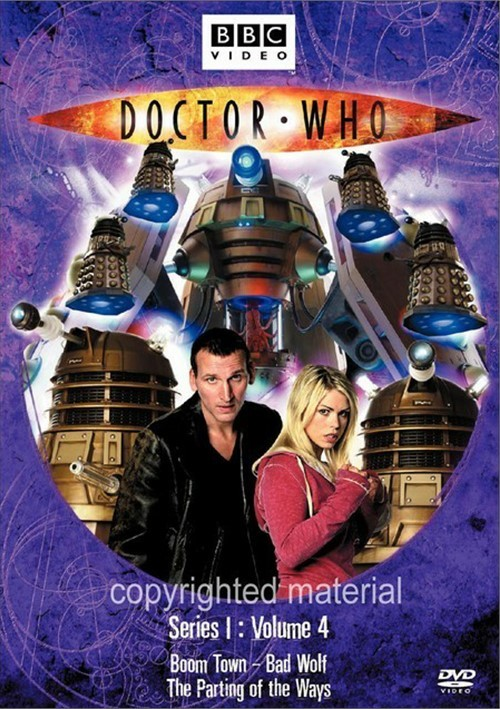 Doctor Who: Series One - Volume 4