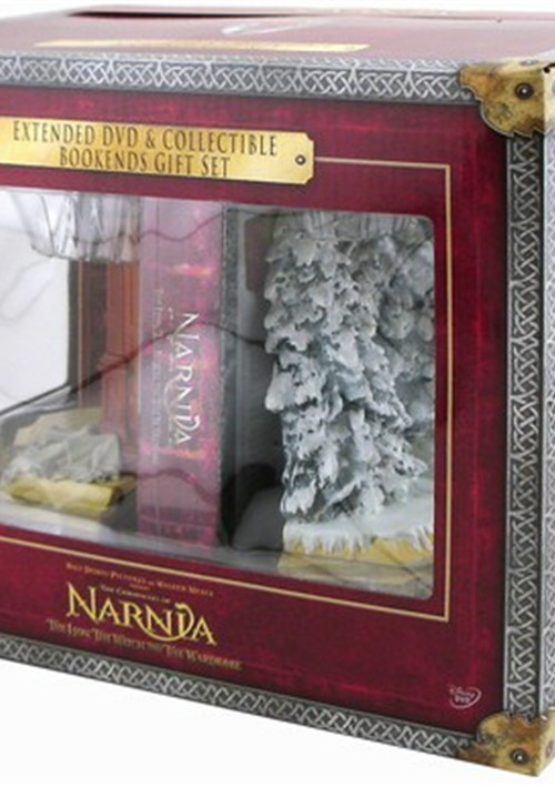 Chronicles Of Narnia, The: The Lion, The Witch And The Wardrobe Extended Edition Gift Set