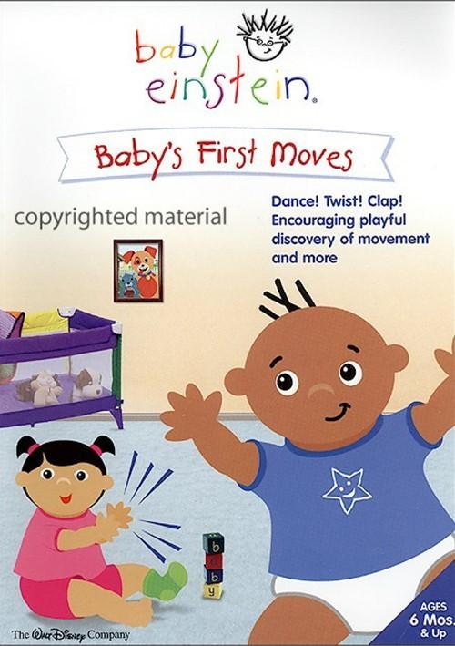 Baby Einstein: Babys First Moves