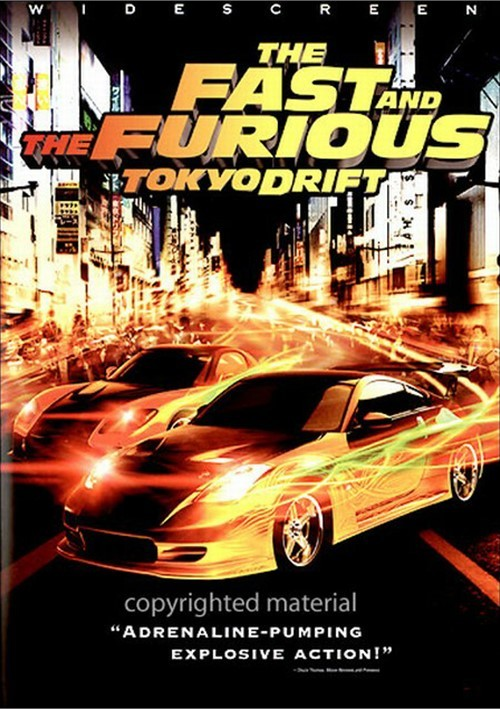 Fast And The Furious, The: Tokyo Drift (Widescreen)