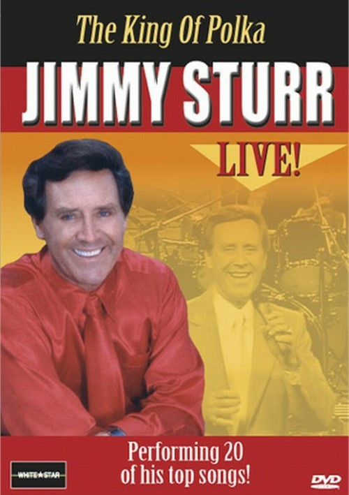 King Of Polka, The: Jimmy Sturr, Live