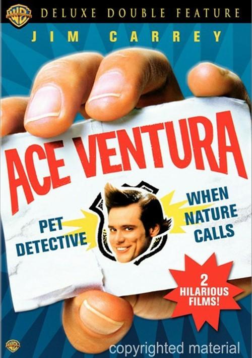 Ace Ventura: Deluxe Double Feature