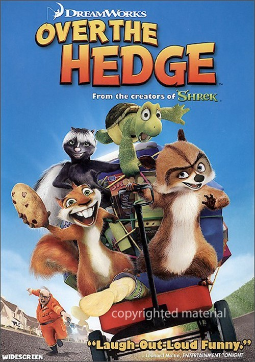 Over The Hedge (Widescreen)