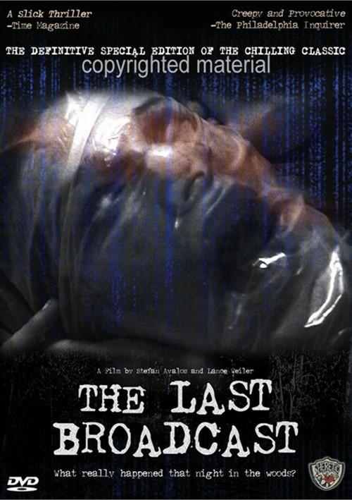 Last Broadcast, The