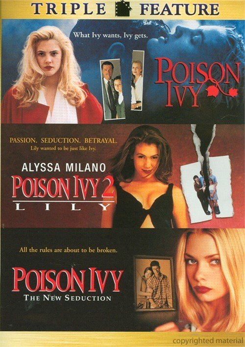 Poison Ivy / Poison Ivy 2 / Poison Ivy 3: The New Seduction (Triple Feature)
