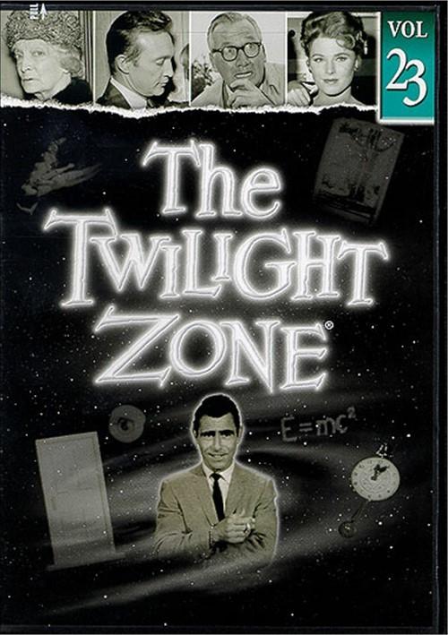Twilight Zone, The: Volume 23