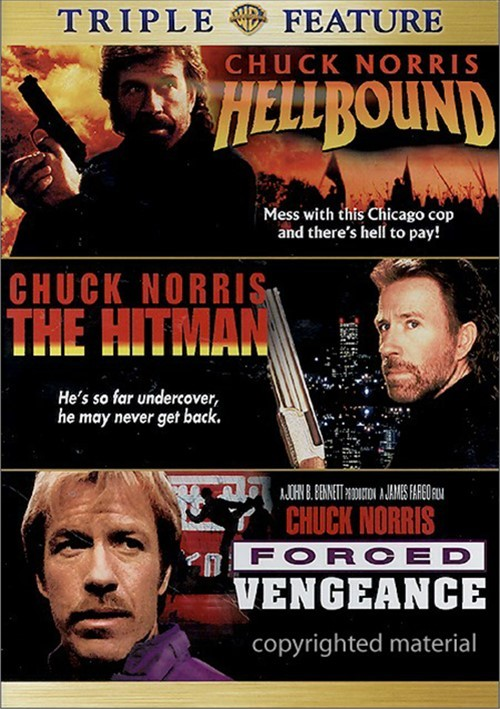 Hellbound / Hitman / F-rced Vengeance (Triple Feature)