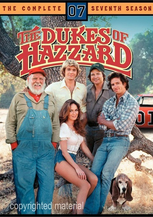 Dukes Of Hazzard: The Complete Seventh Season