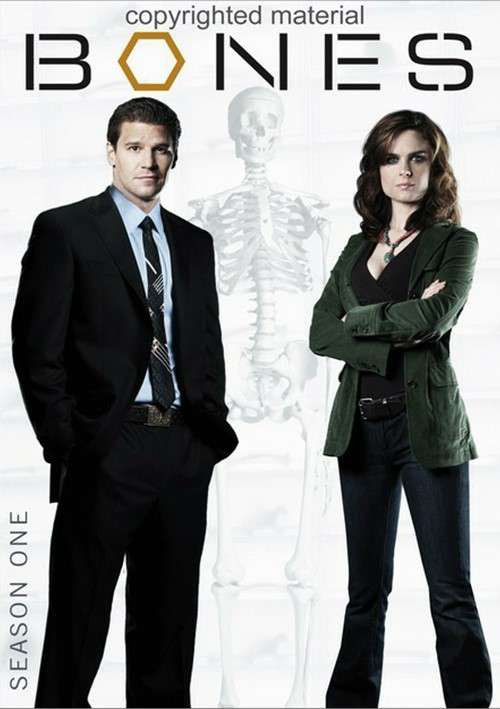 Bones: Season One (Repackage)