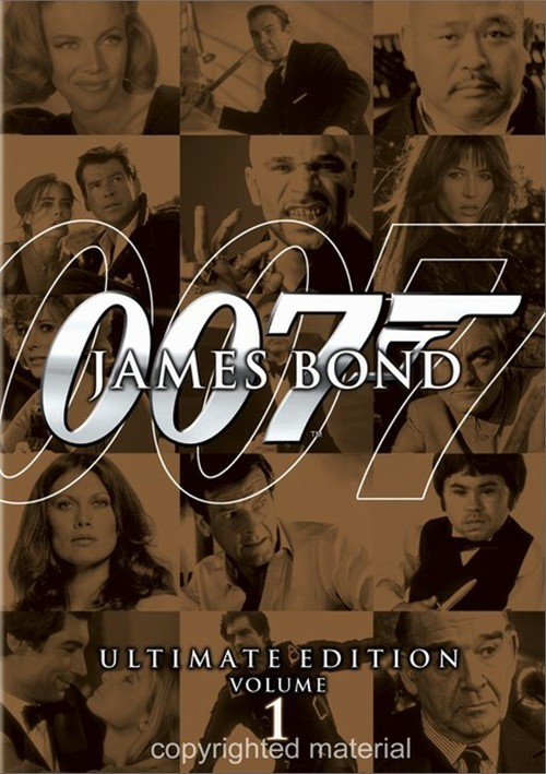 James Bond Ultimate Collection: Volume 1