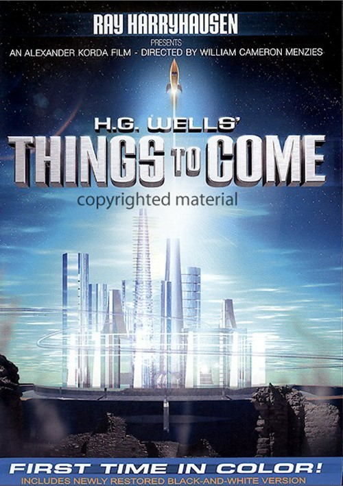H.G. Wells Things To Come