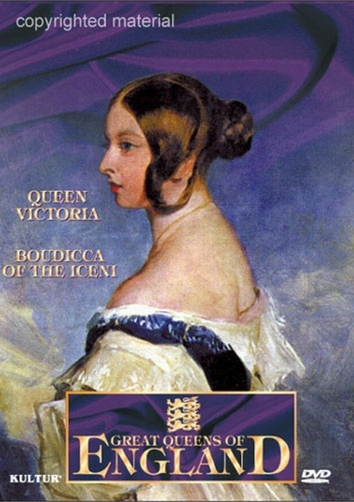 Great Queens Of England Box Set
