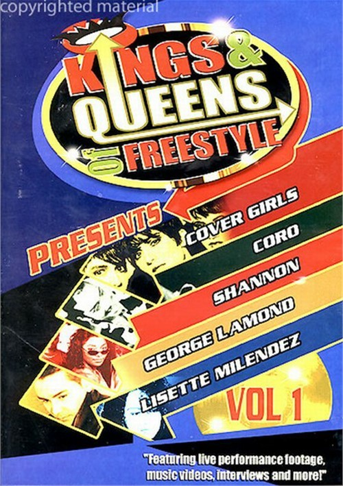 Kings & Queens Of Freestyle: Volume 1