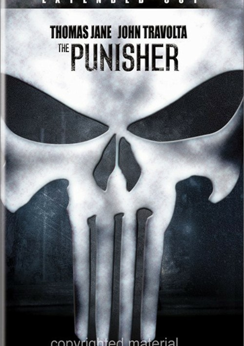 Punisher, The: Extended Cut
