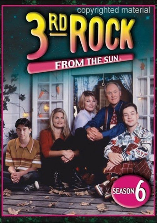 3rd Rock From The Sun: Season 6