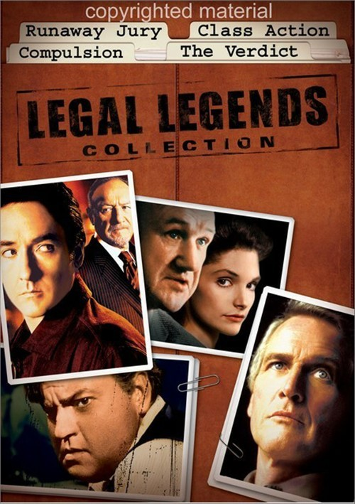 Legal Legends Collection Box Set