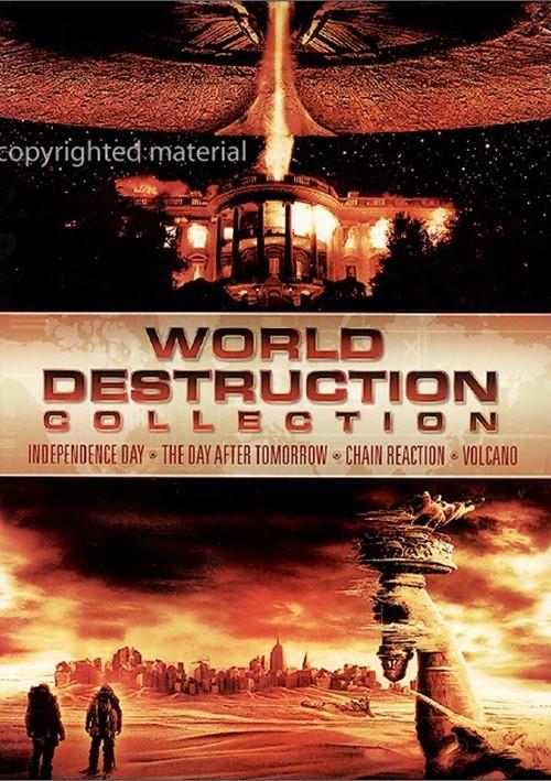 World Destruction Box Set