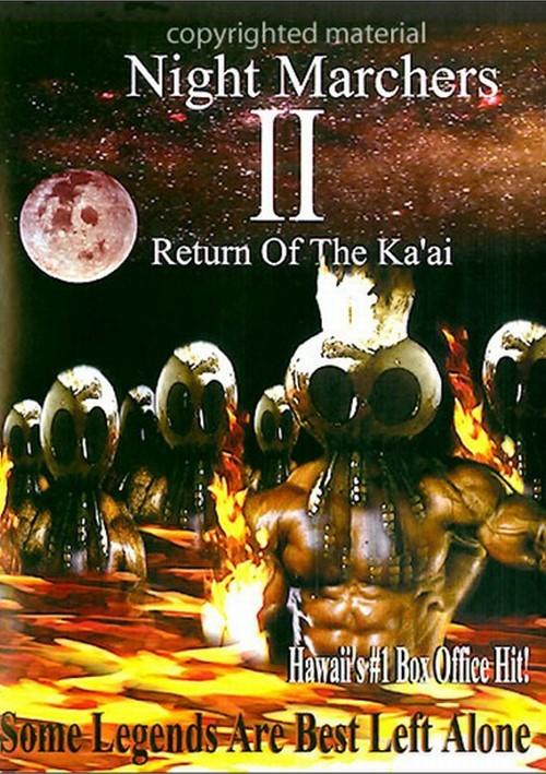 Night Marchers II: Return Of The Kaai